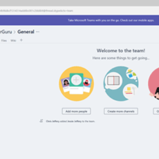 Microsoft Teams released to Office 365 business clients