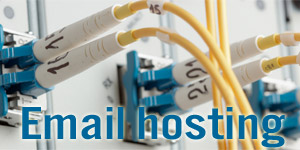 Link to Email hosting