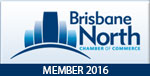 Brisbane North Chamber of Commerce - Member 2016