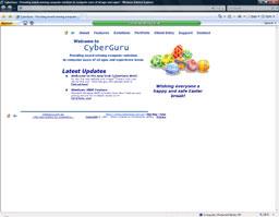 """Christopher Jeffery Computer Solutions (CyberGuru)"" (2002)"